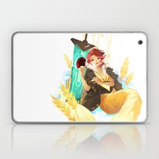 See You in the Country - Transistor Laptop & iPad Skin