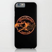 Black Chocobo Riders Clu… iPhone 6 Slim Case