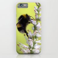 iPhone & iPod Case featuring I'll be here for a while by Anna Brunk