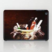 Brushes in a Jar iPad Case