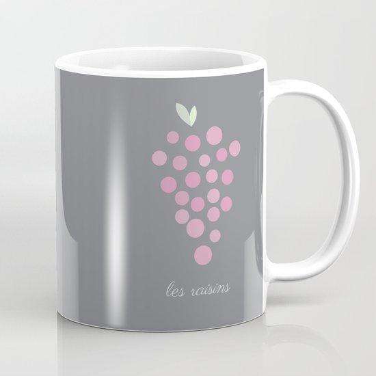 Les Raisins Mug