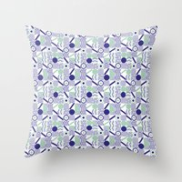 Sea Sailor Throw Pillow