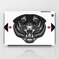Roar My *--Tiger--* iPad Case