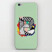 B for ... iPhone & iPod Skin