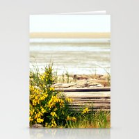 See The Horizon Break Stationery Cards