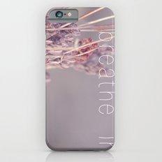 breathe in iPhone 6 Slim Case
