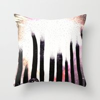 Luminosity Throw Pillow