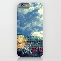 iPhone & iPod Case featuring Sun by MaraMa