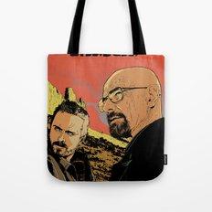 Breaking Bad (Br35Ba56) Tote Bag