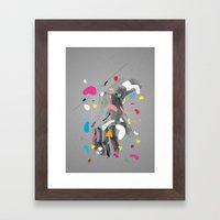 Impressions Framed Art Print