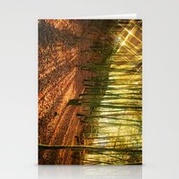 Glittering Forest Stationery Cards