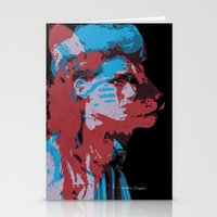 Bestial Mind Stationery Cards