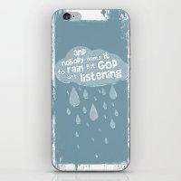 Bazan iPhone & iPod Skin