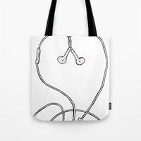 I Don't Know, I Just Lov… Tote Bag