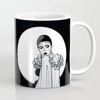 Pierrot Mug