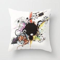 Custom Jip Throw Pillow