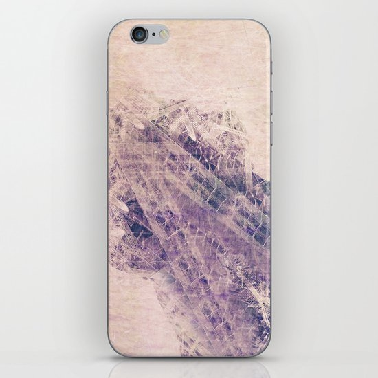 leverage iPhone & iPod Skin