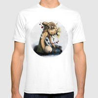 Ectoplasmic Manifestation of Undue Concern - Aunt no. 1 Mens Fitted Tee White SMALL