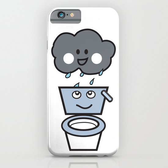 thirsty iPhone & iPod Case