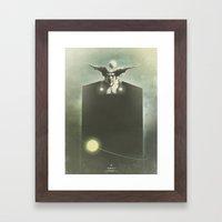Nephilim I Framed Art Print
