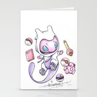 Pokéssentials Stationery Cards