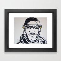 Harry Tuttle  Framed Art Print