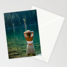 Le Lady Lake Stationery Cards