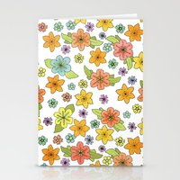 Flowers No. 2 Stationery Cards