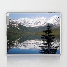 Mountain Reflection with Lone Pine Laptop & iPad Skin