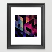 Snypdryyms Framed Art Print