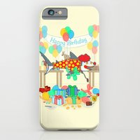 The Birthday Party Clown… iPhone 6 Slim Case
