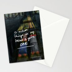 A Million Things Stationery Cards