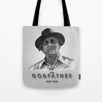 The Godfather - Part One Tote Bag