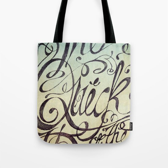 The Quick or the Dead Tote Bag
