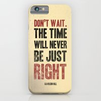 Don't wait iPhone 6 Slim Case