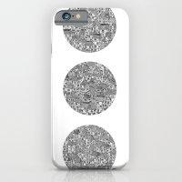 City Circles iPhone 6 Slim Case