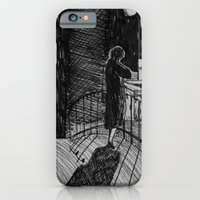 iPhone & iPod Case featuring Le Notti Bianche by kate gabrielle