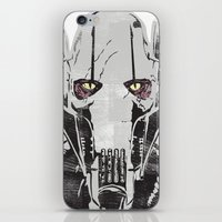 General Grievous iPhone & iPod Skin