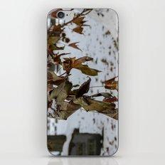 Overhang iPhone & iPod Skin