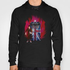British Tardis with 10th Doctor who iPhone 4 4s 5 5c 6, pillow case, mugs and tshirt Hoody