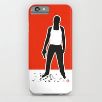 iPhone & iPod Case featuring DIE HARD by Alain Bossuyt