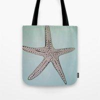 Starfishpillow Tote Bag