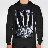 Hand Bones Hoody