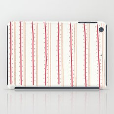 Stripes and Spots iPad Case