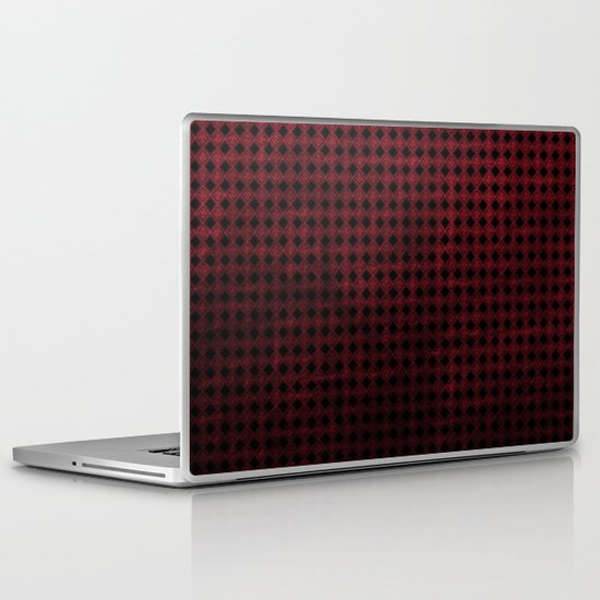 Harlequin - Textured Pattern Laptop & iPad Skin