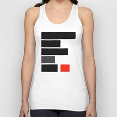 Redacted Unisex Tank Top