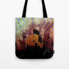Seventh Son of the Seventh Son Tote Bag