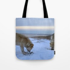 Ilulissat Greenland: The land of dog sleds and Midnight Sun Tote Bag