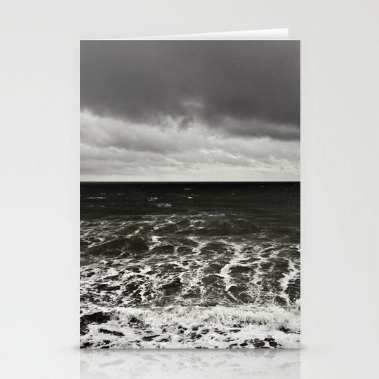 all at sea... Stationery Card