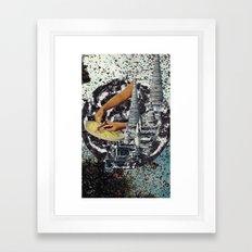 Possessed to Impress Framed Art Print